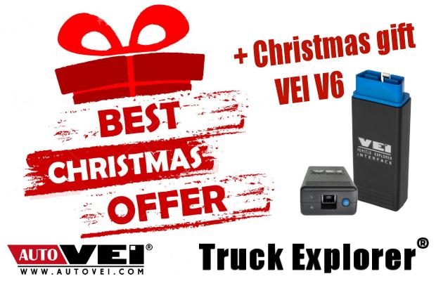 Truck Explorer Christmas offer