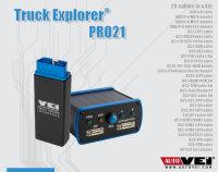 Truck Explorer PRO21 kit