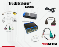 Truck Explorer Kamatic kit