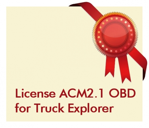 License ACM2.1 OBD