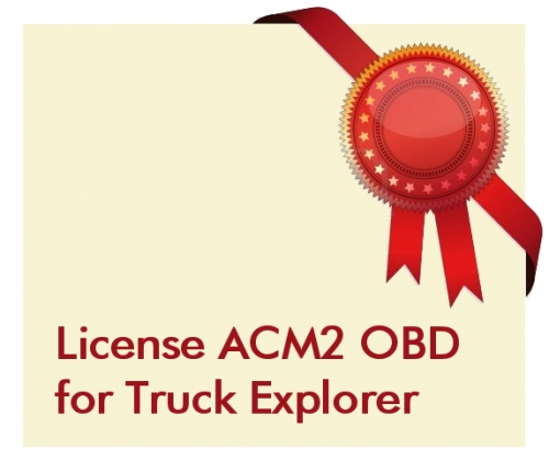 License ACM2 OBD