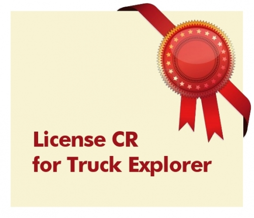 License CR