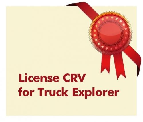 License CRV