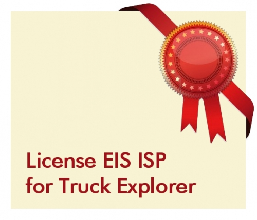 License EIS ISP