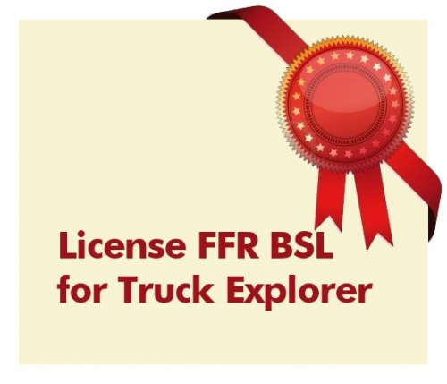License FFR BSL