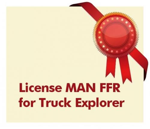 License MAN FFR