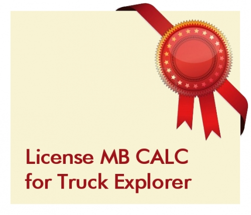 License MB CALC