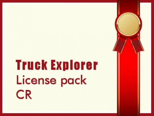 License pack CR