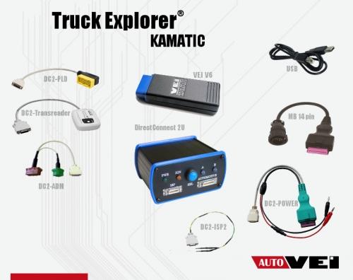 Truck Explorer Kamatic