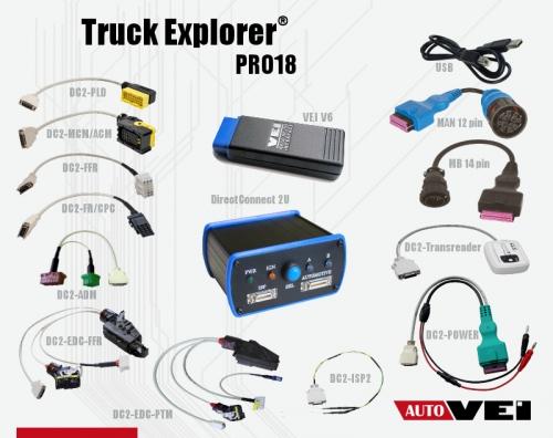 Truck Explorer PRO18