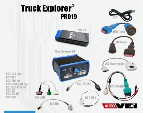 Truck Explorer PRO19