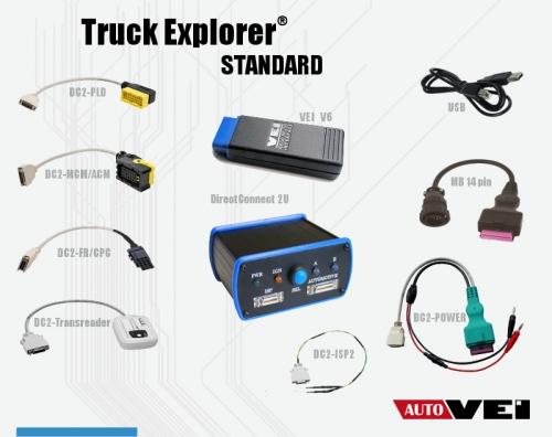 Truck Explorer Standard 2020