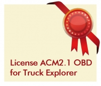 License ACM2.1 OBD - Information about product