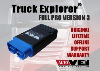 Truck Explorer PRO v3.0 - Information about product