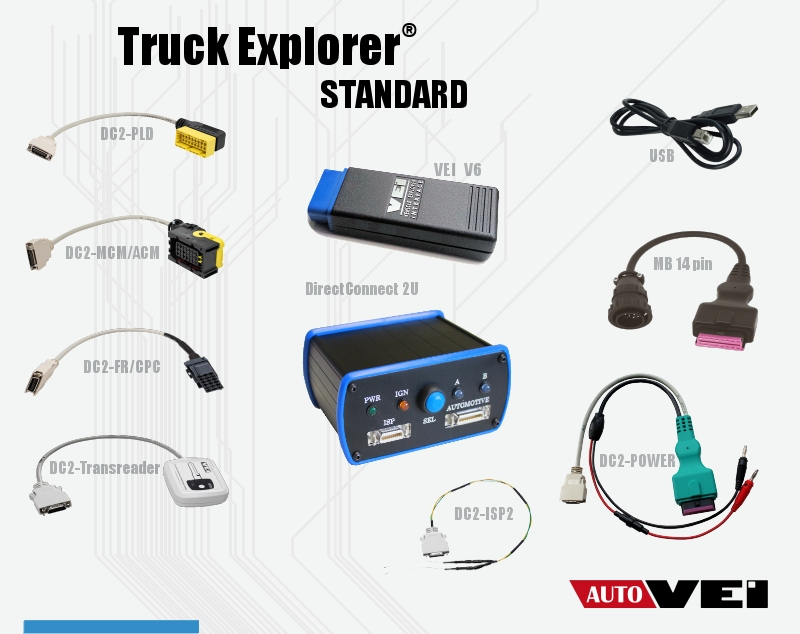 Truck Explorer