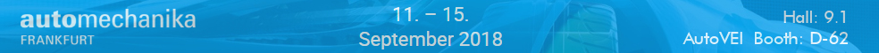 Visit us at Automechanika EXPO in September 11-15